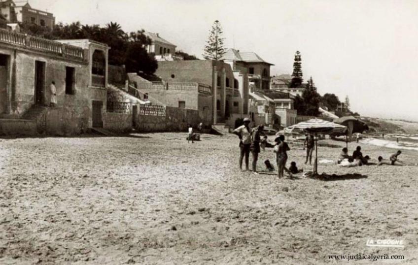 Ain el turk la plage