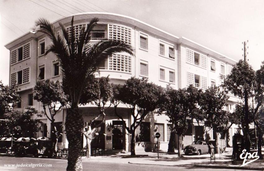 Ain taya ville en 1950