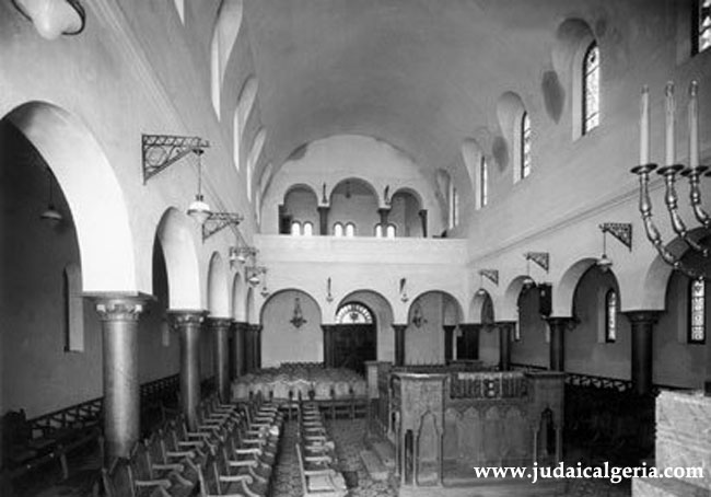 Ain temouchent interieur synagogue2