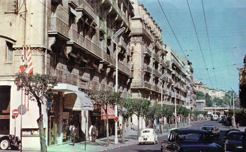 Alger 26 rue michelet