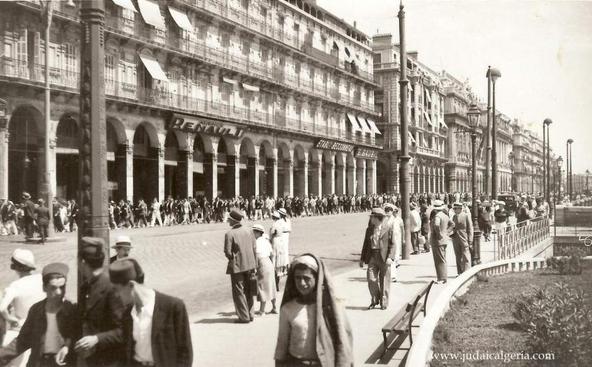 Alger boulevard carnot