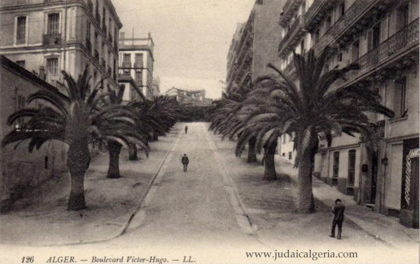 Alger boulevard victor hugo