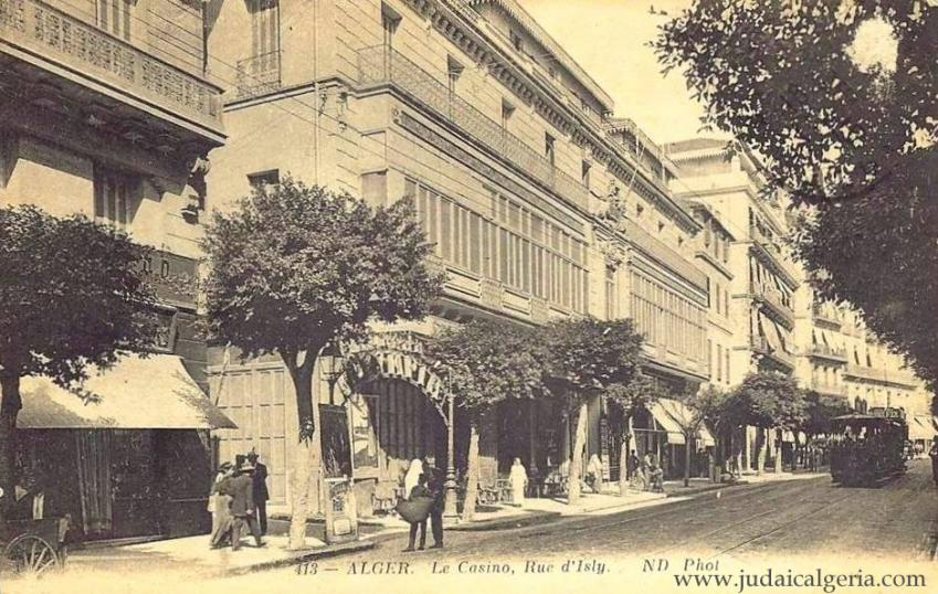 Alger casino music hall rue d isly 1
