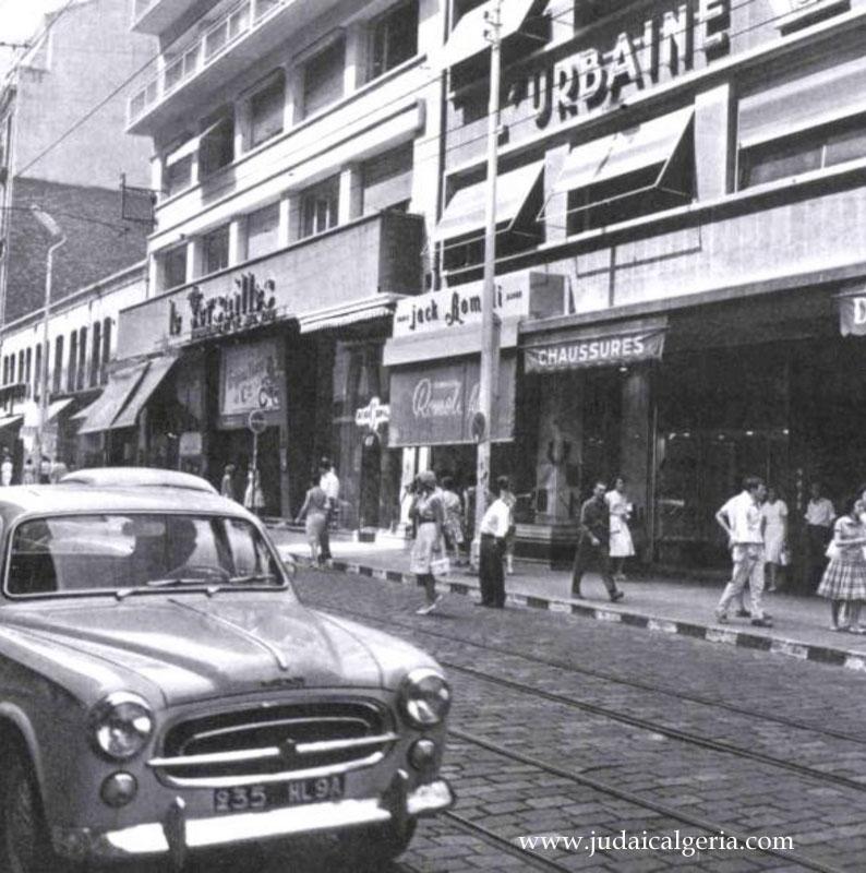 Alger cinema le versailles