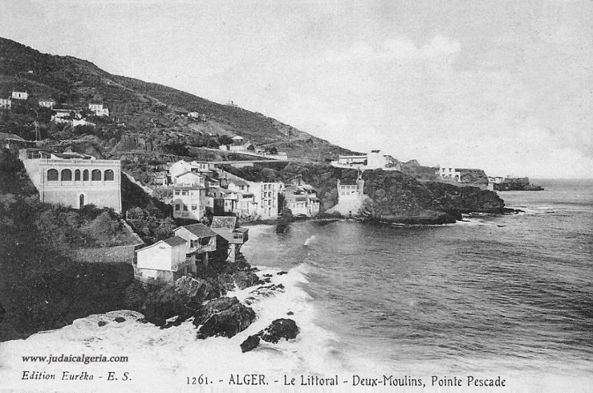 Alger deux moulins