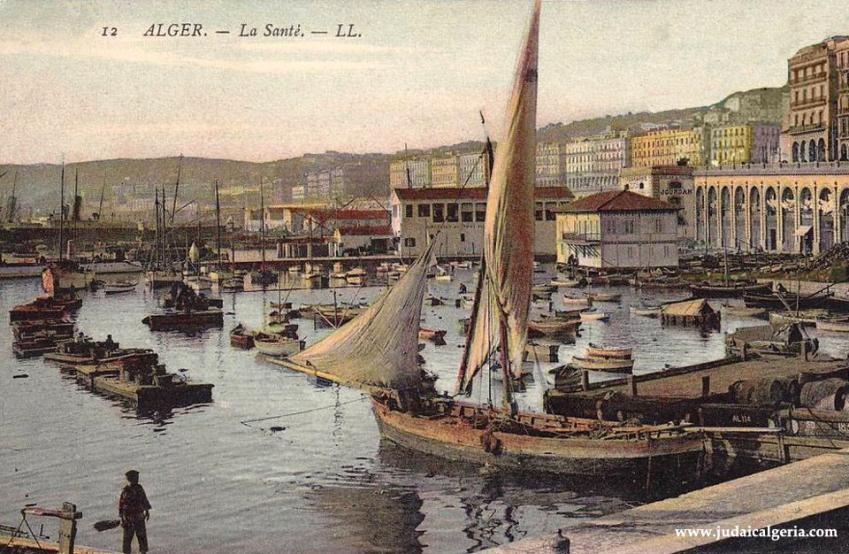 Alger l amiraute 1909