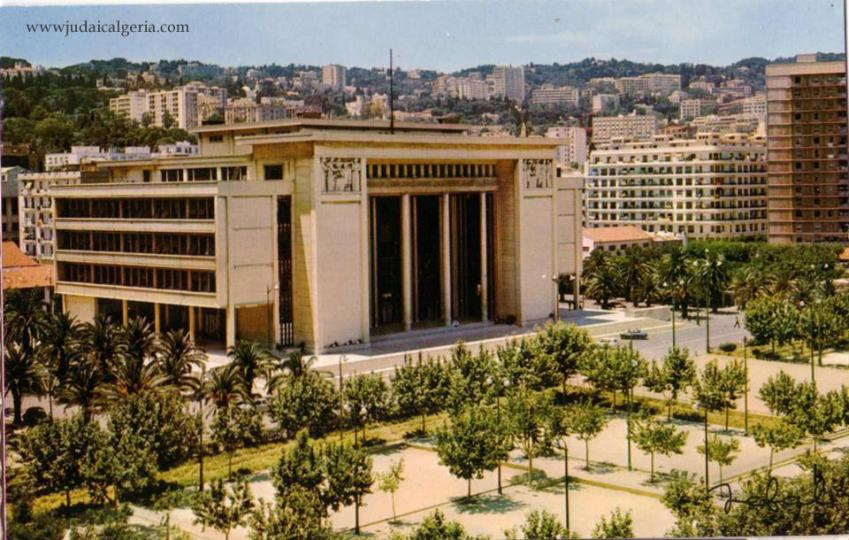 Alger le foyer civique