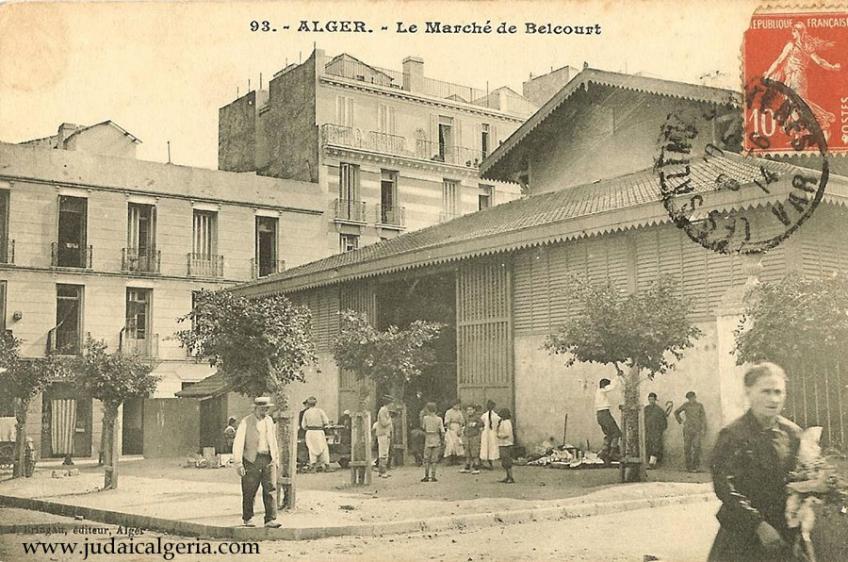 Alger le marche de belcourt copy