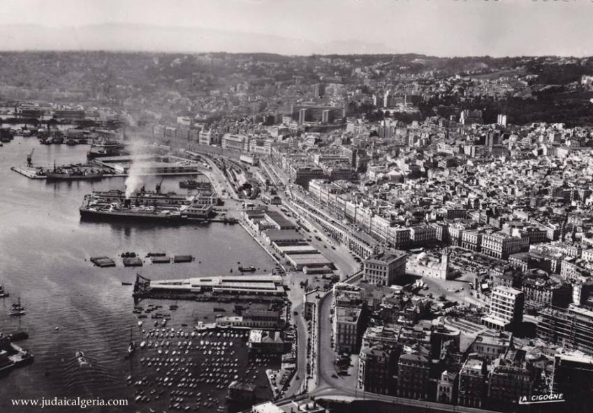 Alger le port 1