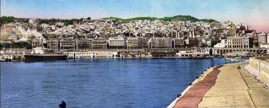 Alger le port 2