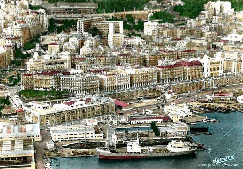 Alger le port 3