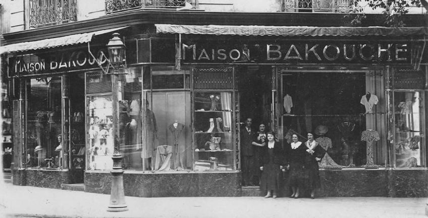 Alger magasins bakouche