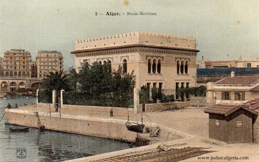 Alger musee maritime
