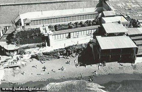 Alger piscine el kettani et bord de mer