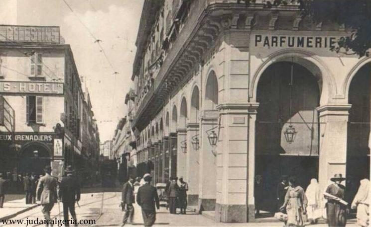 Alger rue bab azoun 2