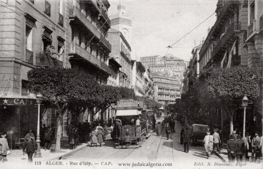 Alger rue d isly 1