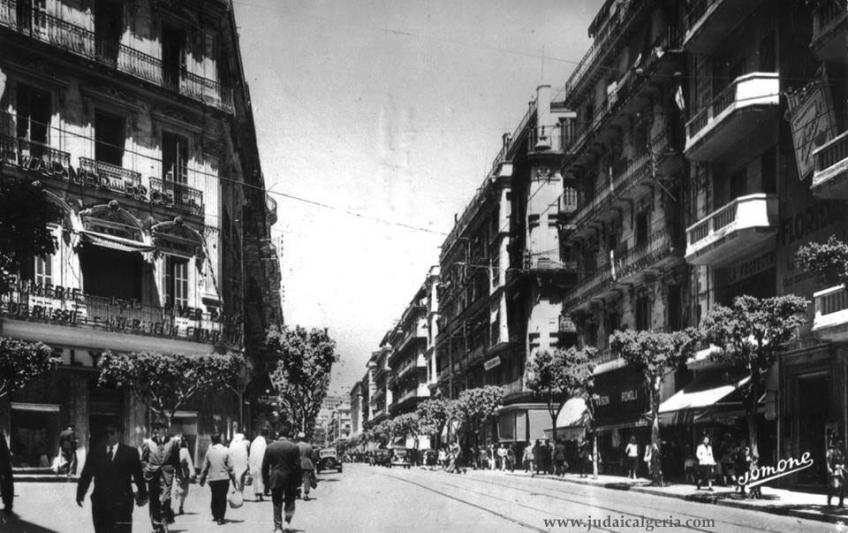 Alger rue d isly 3