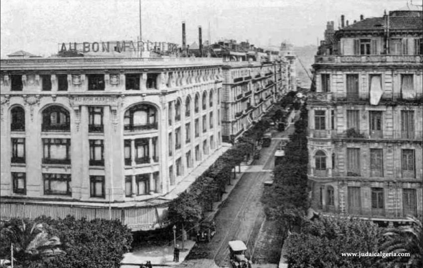 Alger rue d isly