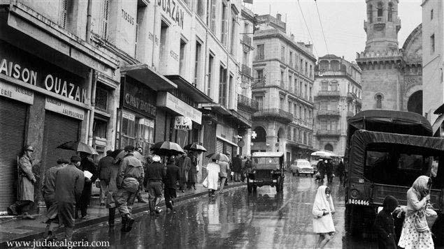 Alger rue du divan maison ouazan