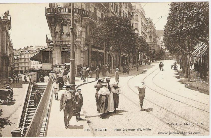 Alger rue dumont d urville