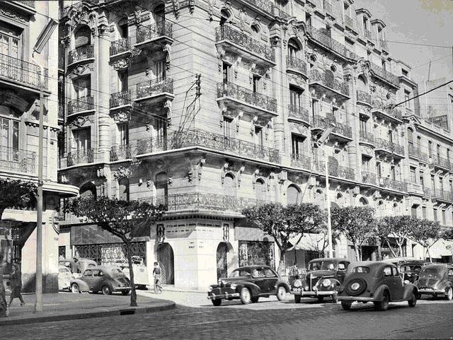 Alger rue michelet 24 jleichaker 1956 a m