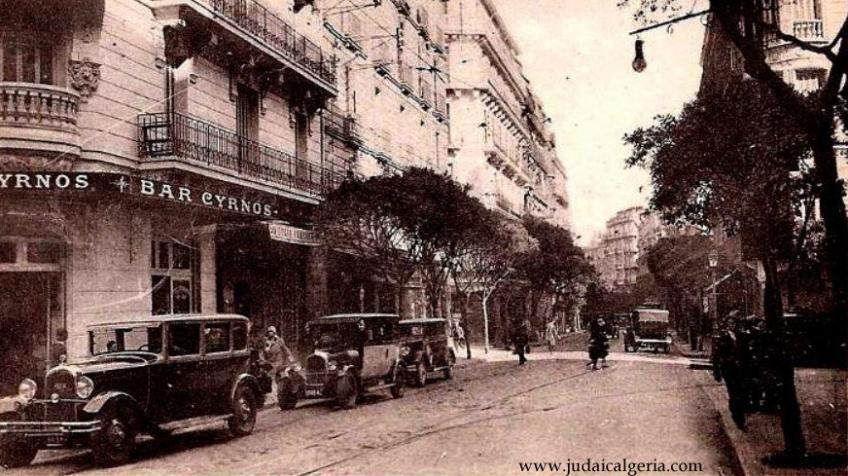 Alger rue michelet