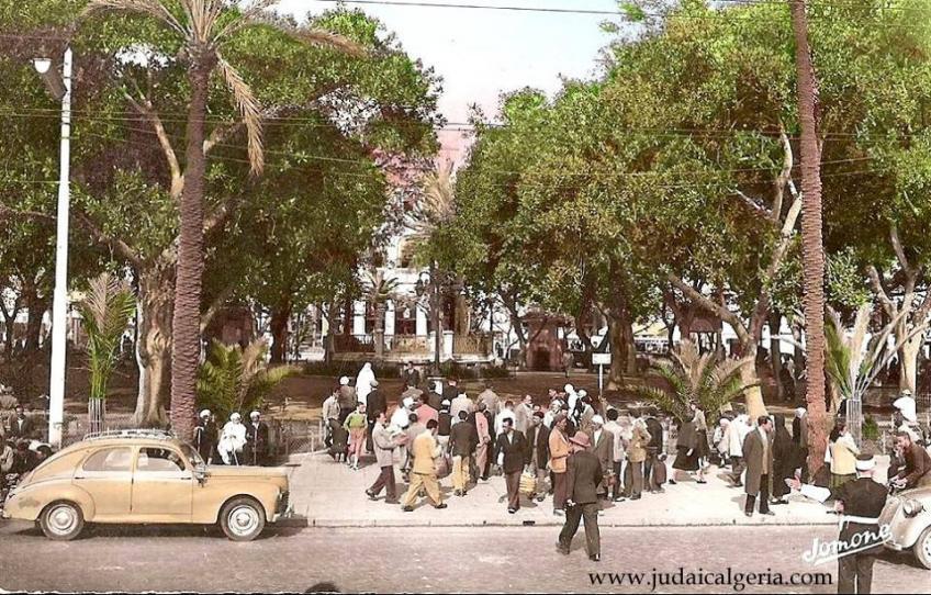 Alger square bresson