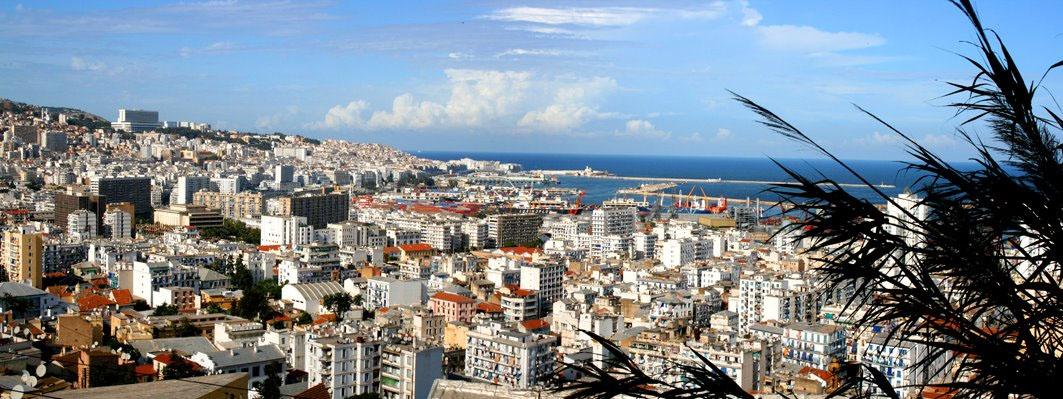 Alger vue panoramique