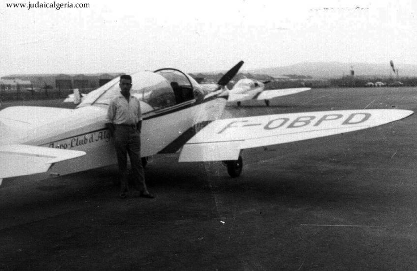 Avion aeroclub de cheragas