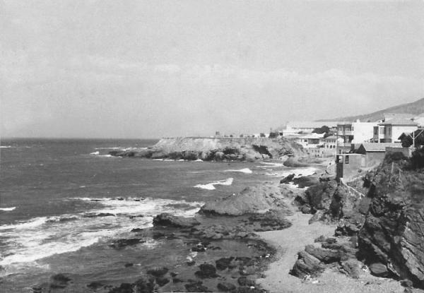 Bainem falaise en 1961