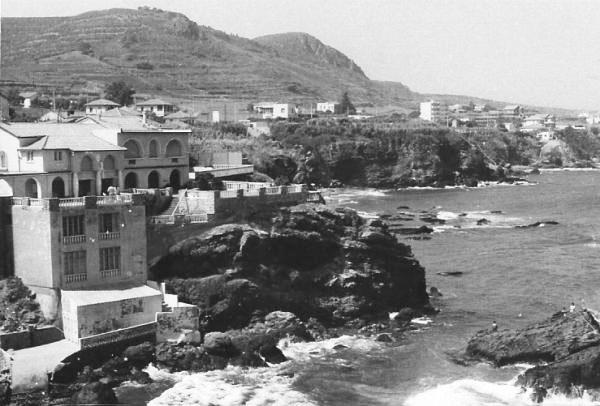 Bainem falaises en 1961