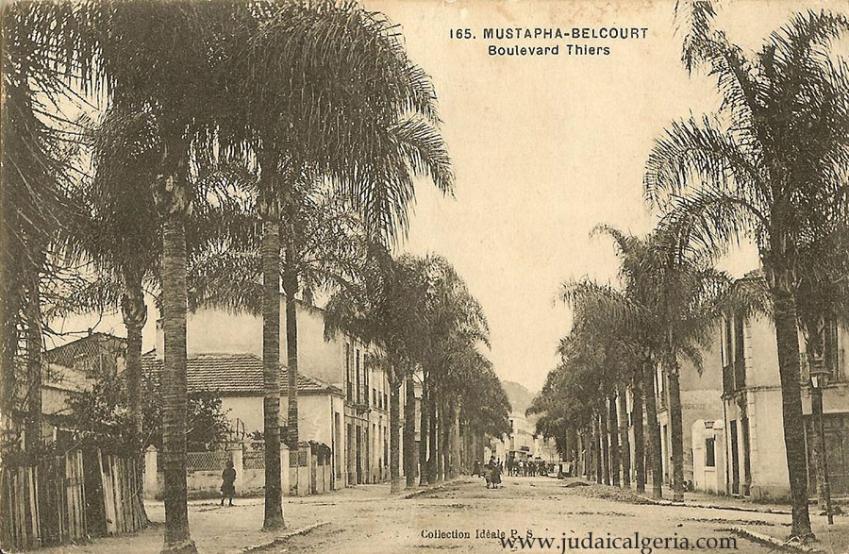 Belcourt boulevatrd thiers