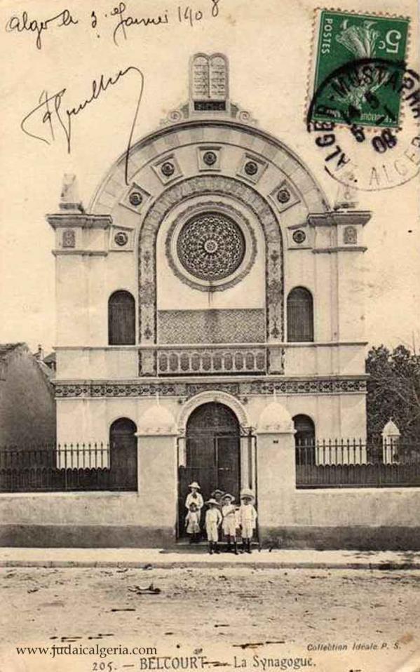 Belcourt la synagogue 1