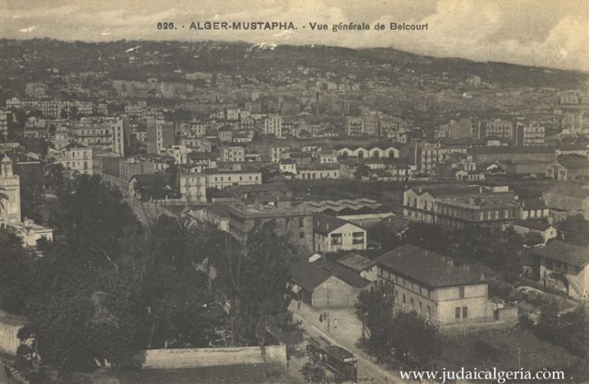 Belcourt vue generale