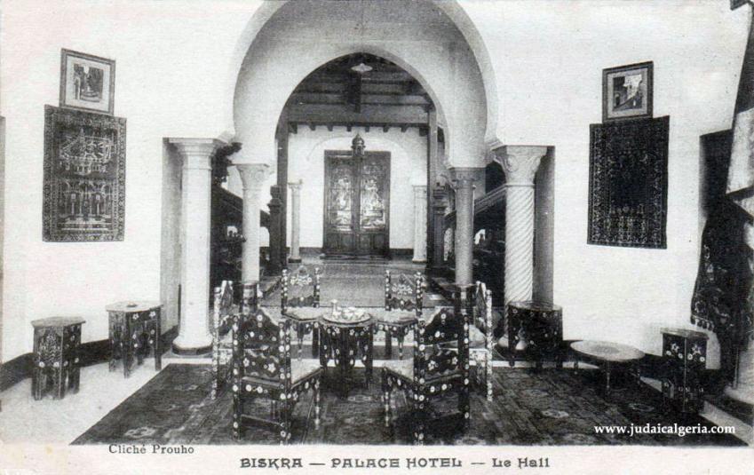 Biskra le palace hotel