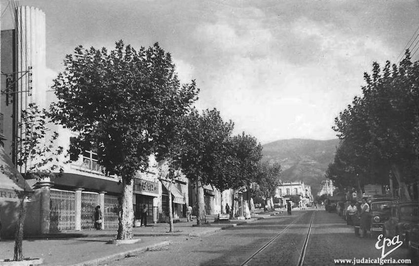 Blida avenue de la gare