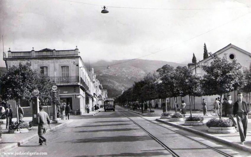 Blida boulevard trumelet