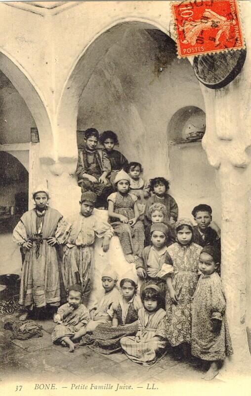 Bone petite famille juive