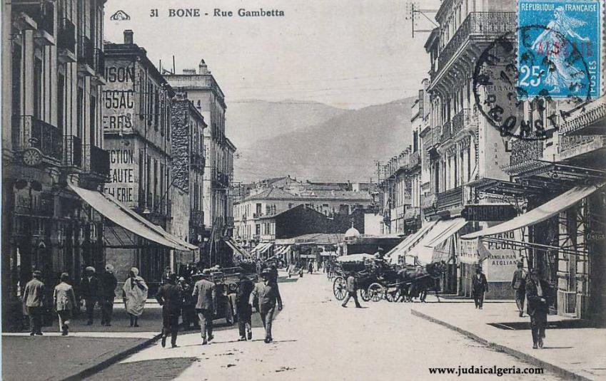 Bone rue gambetta