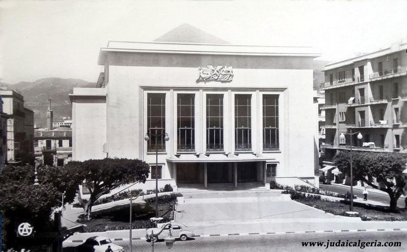 Bone theatre municipal