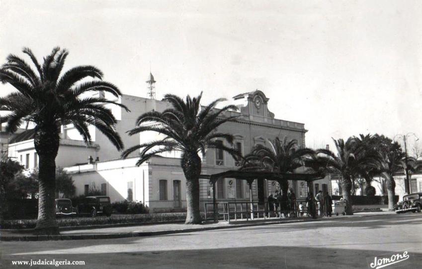 Boufarik la mairie1956