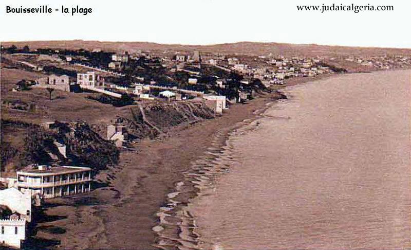 Bouisseville la plage