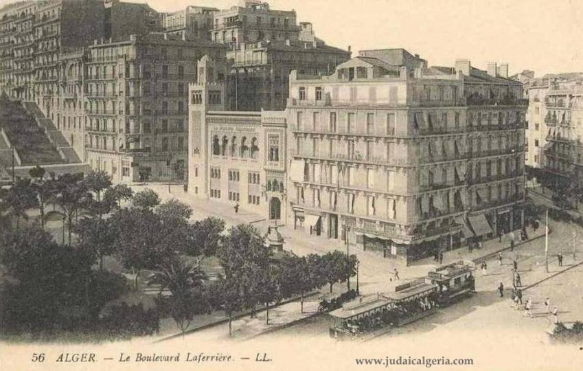 Boulevard laferriere