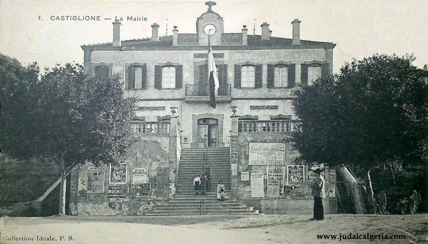 Castiglione la mairie