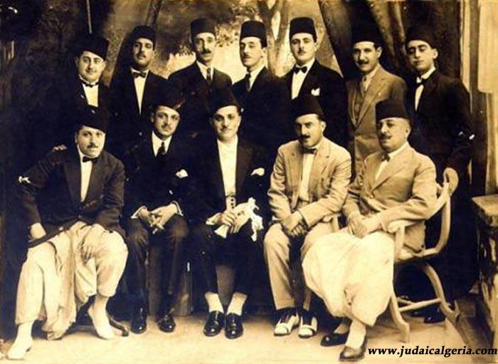 Chanteurs juifs algerie