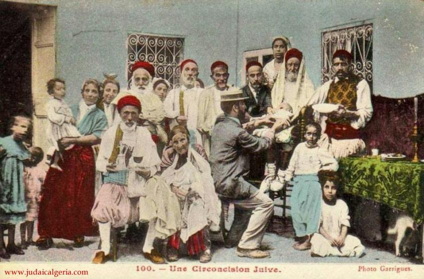 Circoncision juive