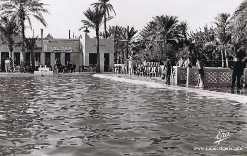 Colomb bechar la piscine municipale