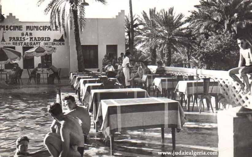 Colomb bechar restaurant de la piscine municipale 2