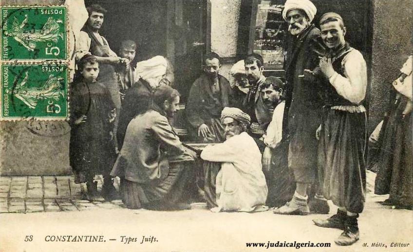 Constantine juifs d algerie
