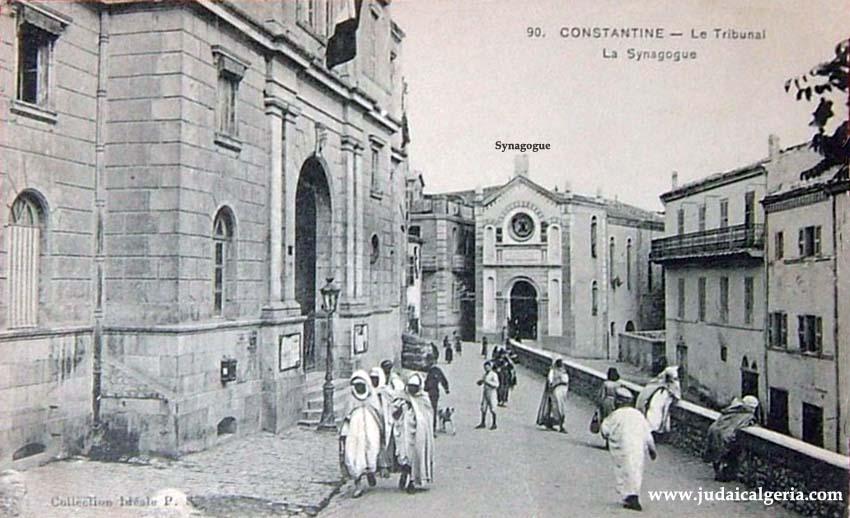 Constantine la synagogue 1